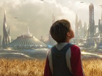 "Captura de pantalla de la película ""Tomorrowland"" de Disney"