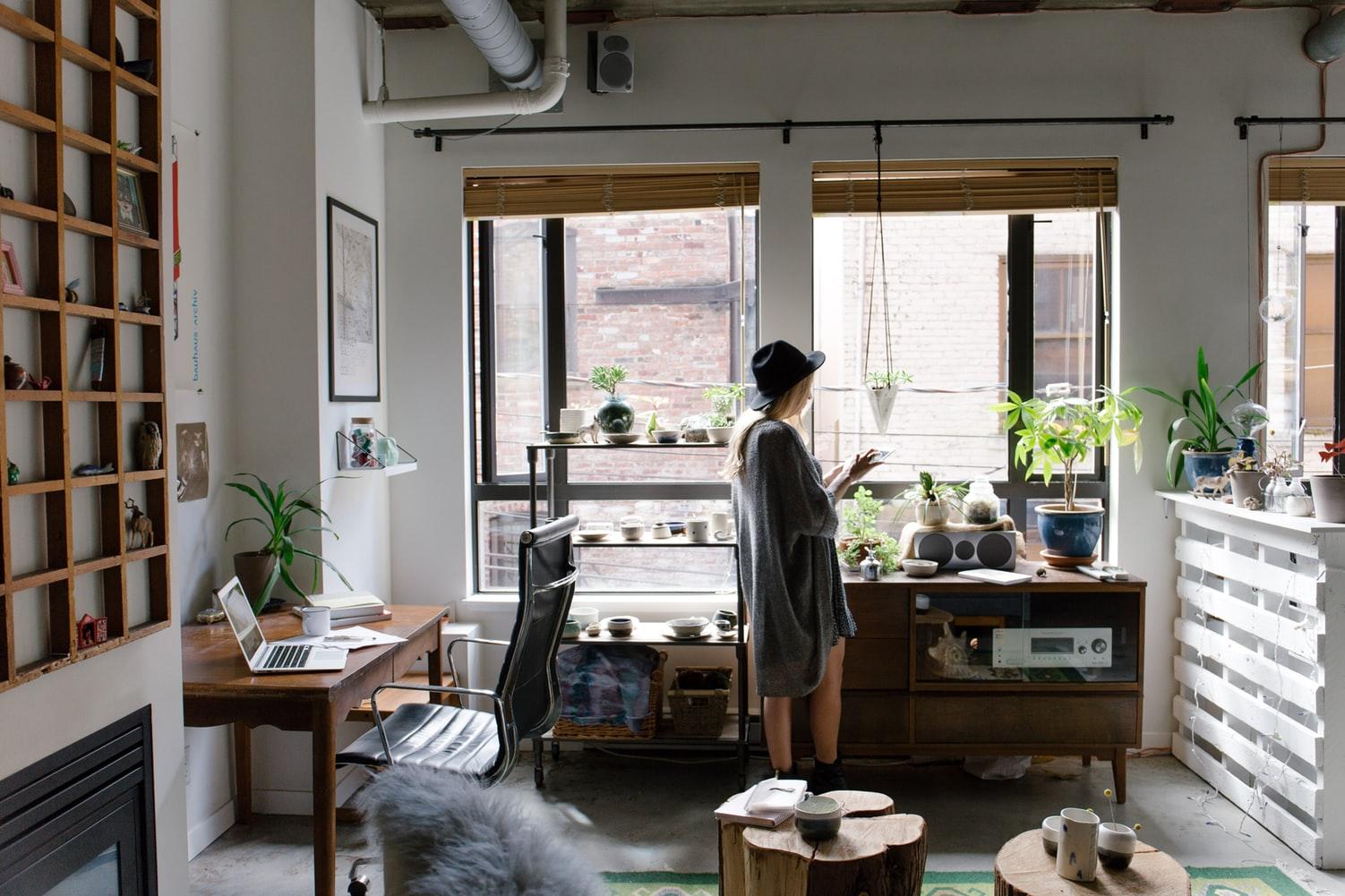 Tu casa interior. Foto por Bench Accounting en Unsplash