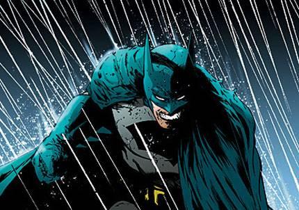 Heroes y villanos: Batman - Un pasado difícil