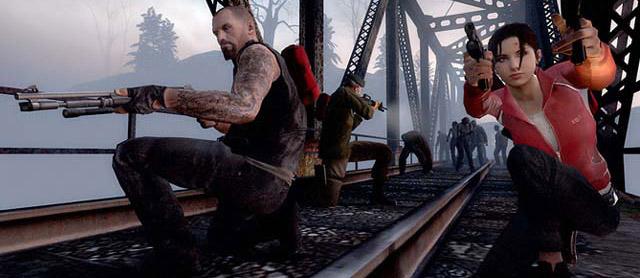 Lecciones para la vida que se encuentran en los videojuegos - Left 4 Dead 2