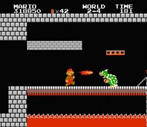 Lecciones para la vida que se encuentran en los videojuegos - Super Mario Bros 2