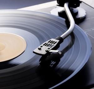 Reproductor de discos de vinilo